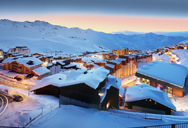 Sizzling New Ski and Spa Resorts