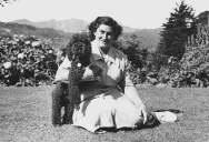 Erna Low in Austria (1930s)